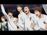 Баскетбол Куроко / Kuroko no Basuke [Озвучка: Eladiel & Zendos] - 2 сезон 18 серия