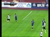 Футбол.Россия - Премьер-Лига. 28-й тур.Волга - Краснодар 0:1 '15 Ари