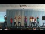 Танец под песню руруру^^